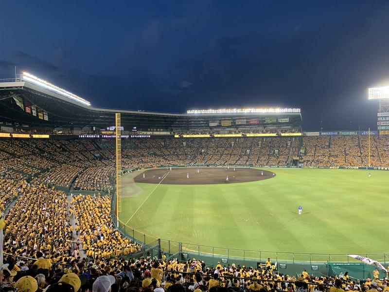 「阪神タイガース「開幕スタメン予想」2021~阪神スタメンを2通り予測」のアイキャッチ画像